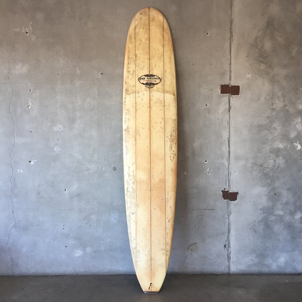 10 Foot Mark Martinson Model Surfboard by Robert August