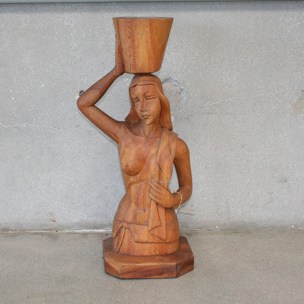 Koa Wood Sculpture