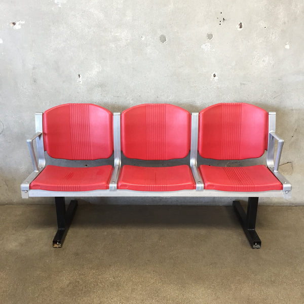Old Stadium Seating