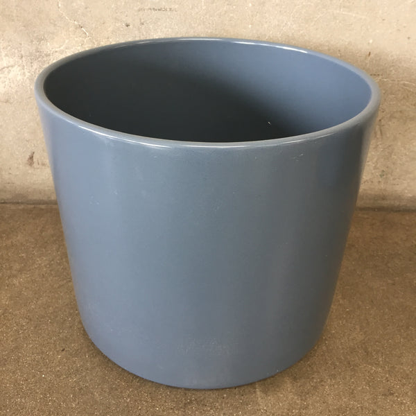 Mid Century Modern Grey Gainey Pot (1)