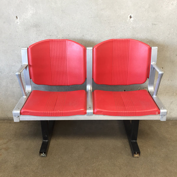Old Train Station Seating
