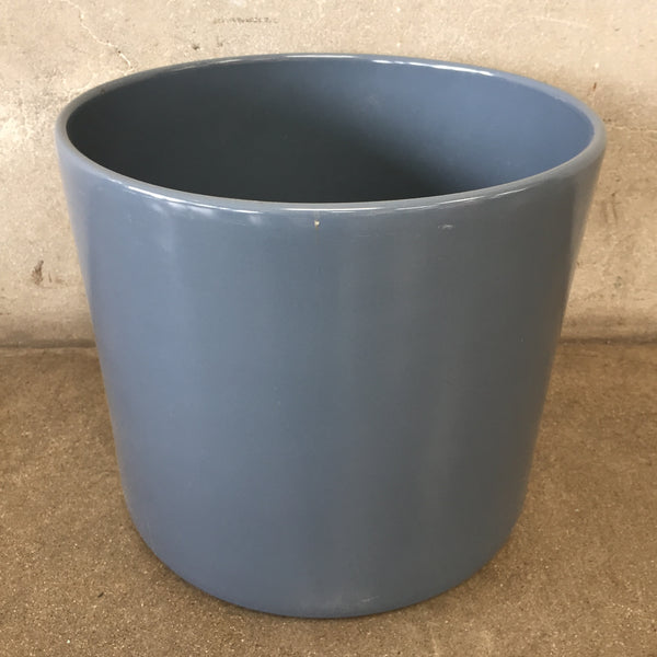 Mid Century Modern Grey Gainey Pot (2)