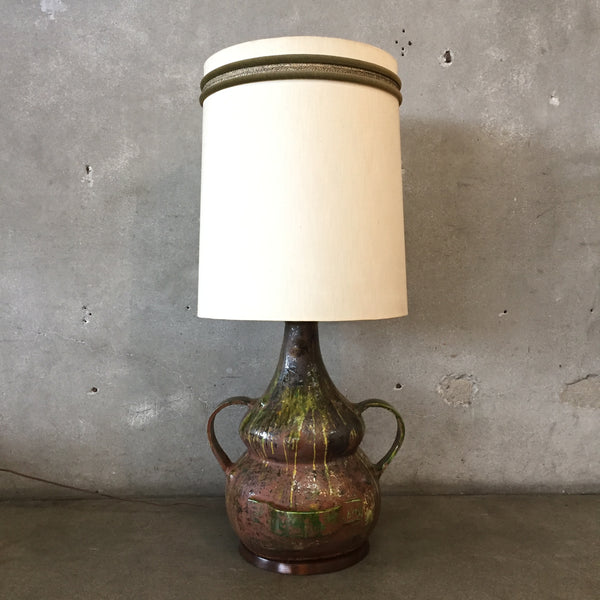 Large Ceramic Table Lamp