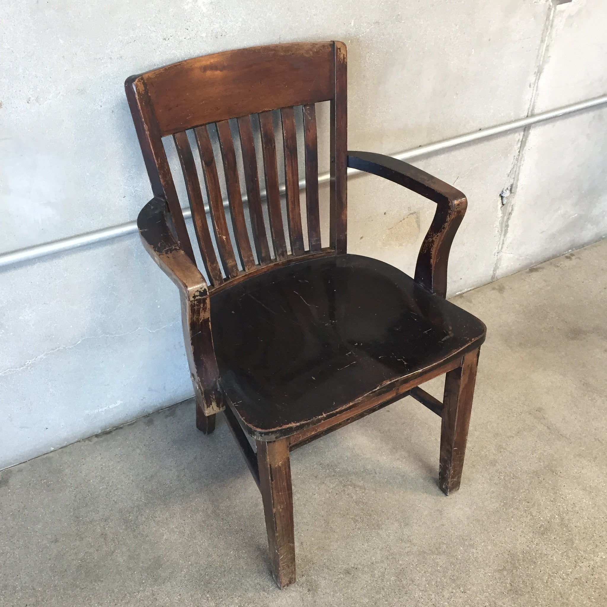Old Library Chair – UrbanAmericana