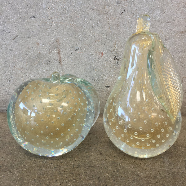 Murano Controlled Bubble Fruit Duo