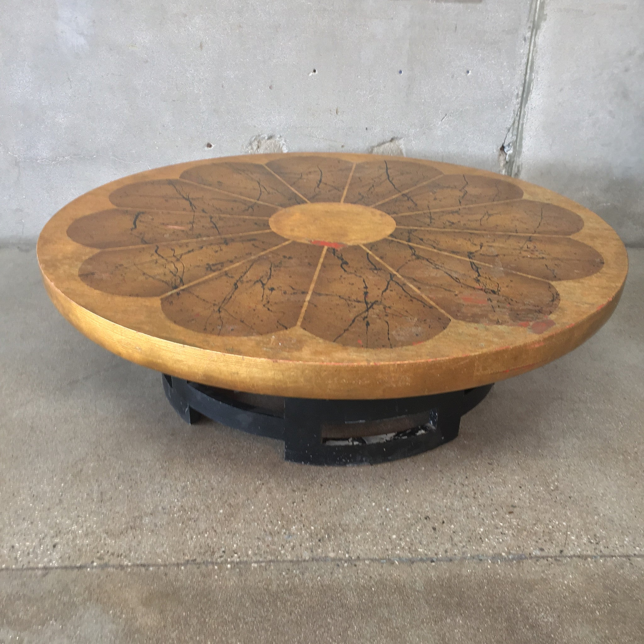 Kittinger Lotus Coffee Table – UrbanAmericana