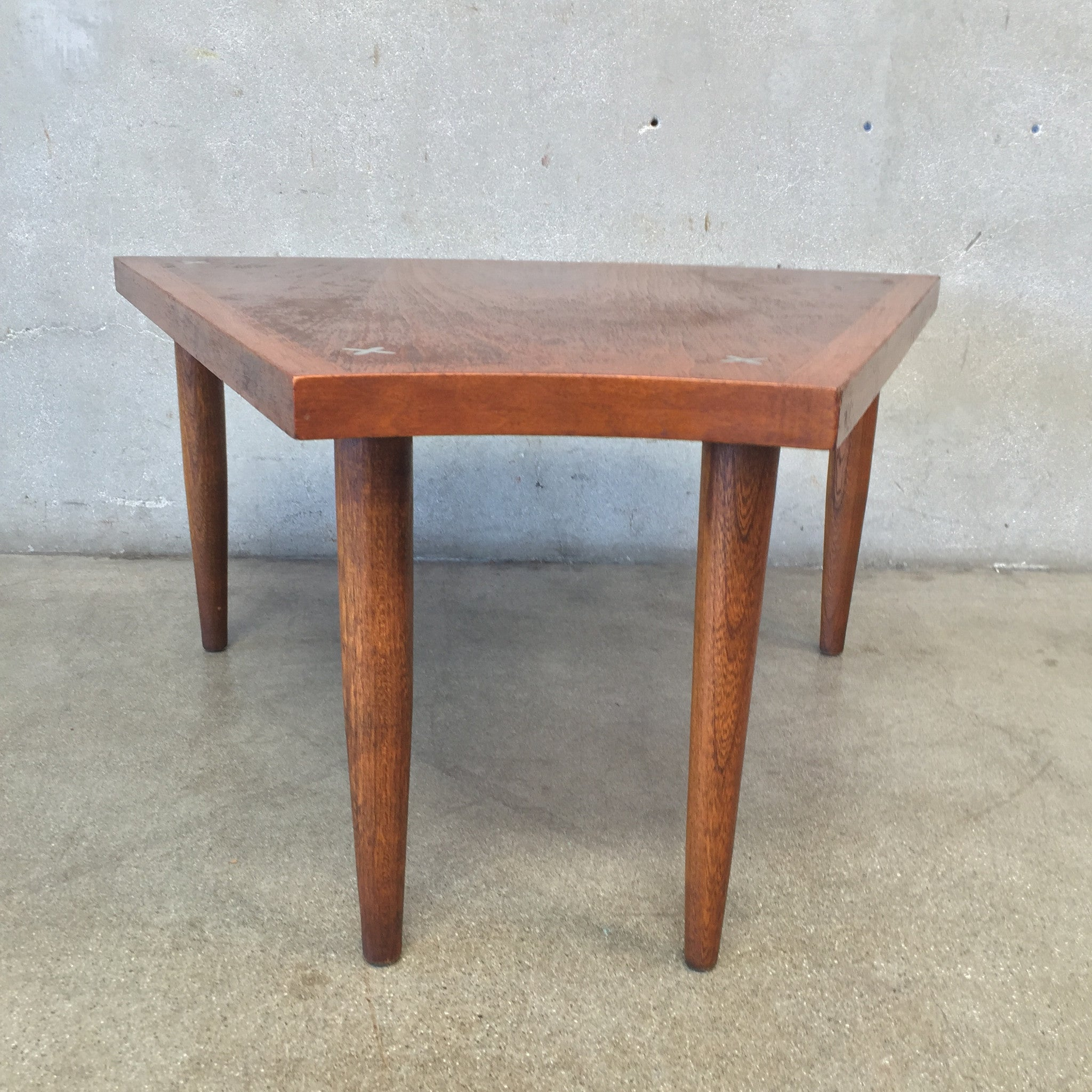 American of Martinsville Mid Century End Table – UrbanAmericana