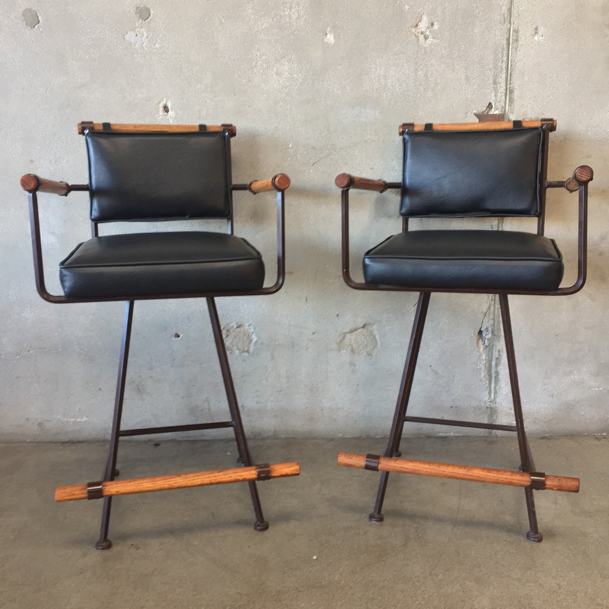 vintage bar stools by inca products vintage bar stools by inca products