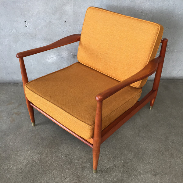 Vintage Mid Century Lounge Chair