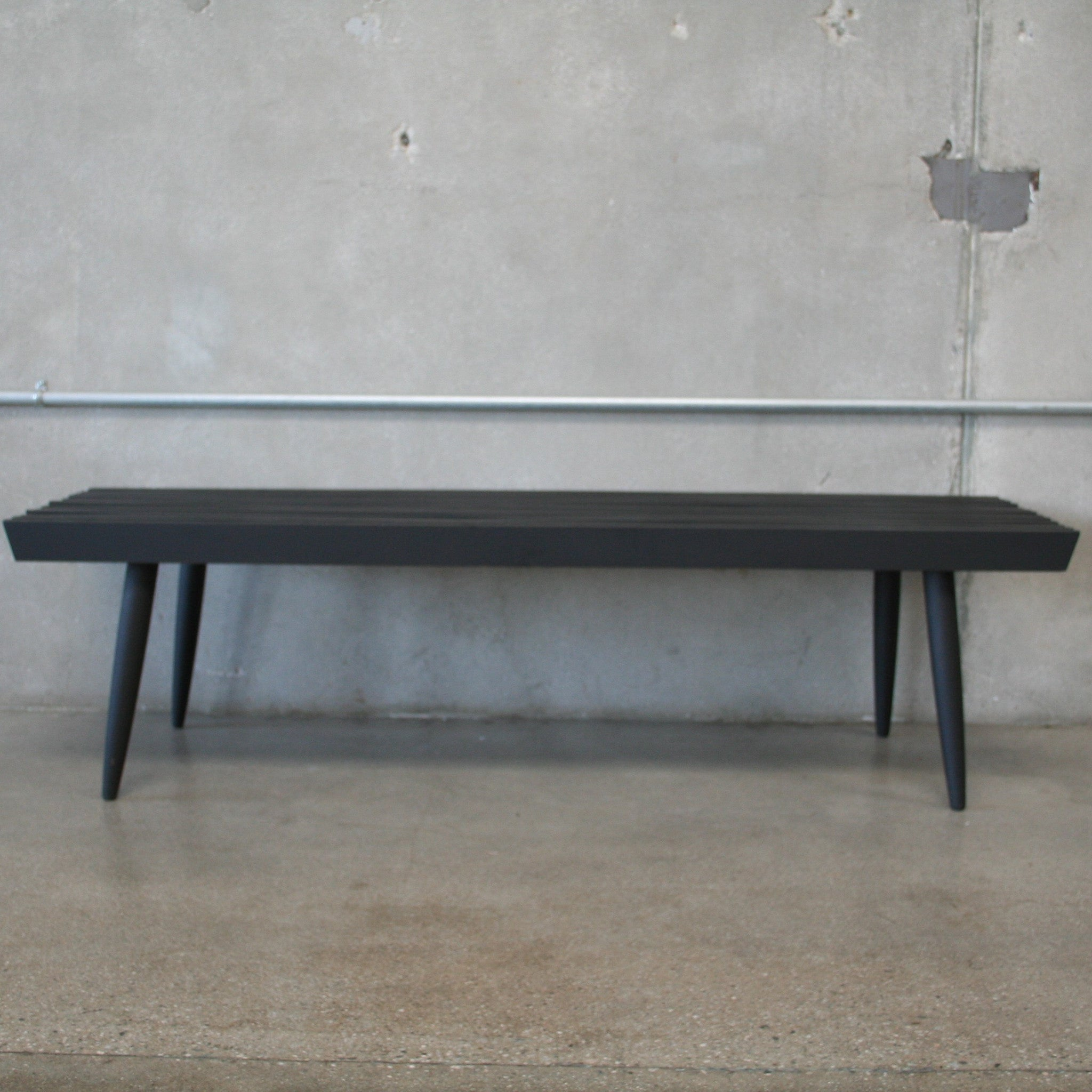 Black Slate Coffee Table – UrbanAmericana