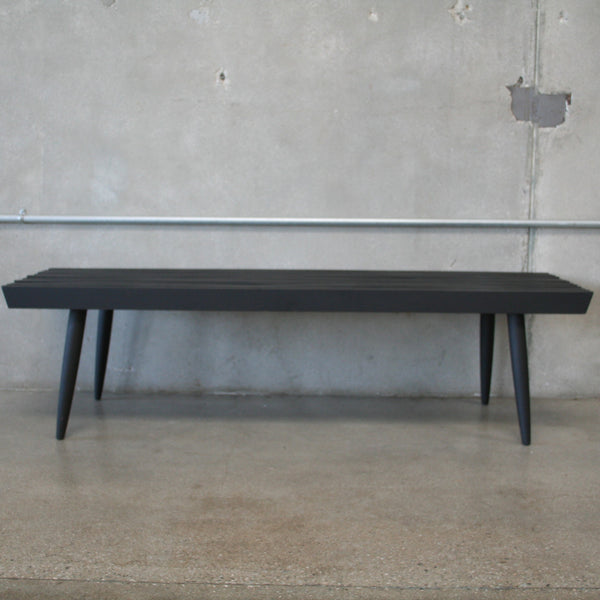 Black Slate Coffee Table