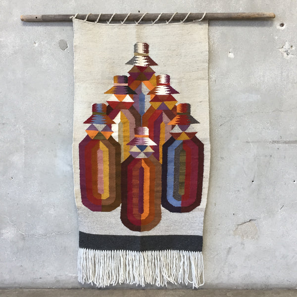 Bolivian Textile Wall Hanging