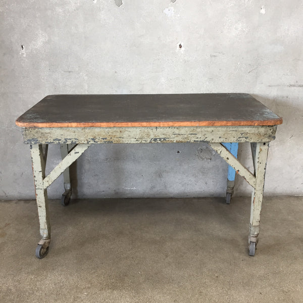 Industrial Rolling Table