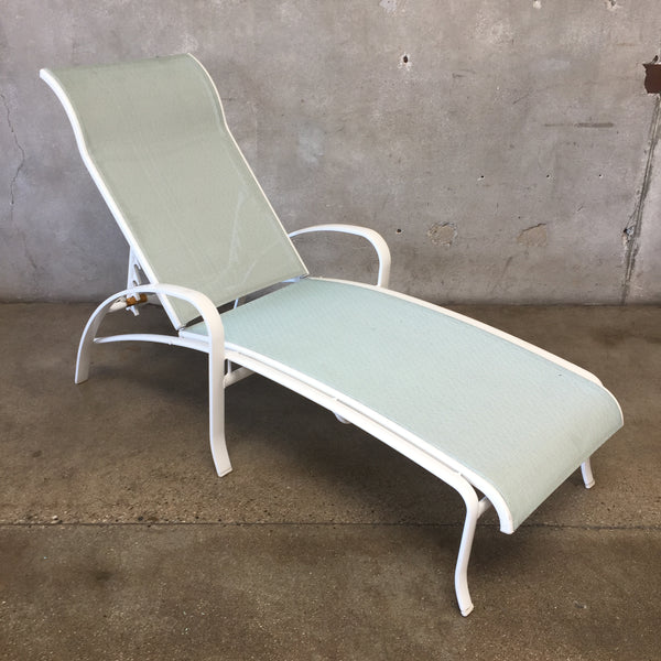 Vintage Tropitone Chaise Lounge - Vintage & Antique Patio Tables And Chairs – UrbanAmericana