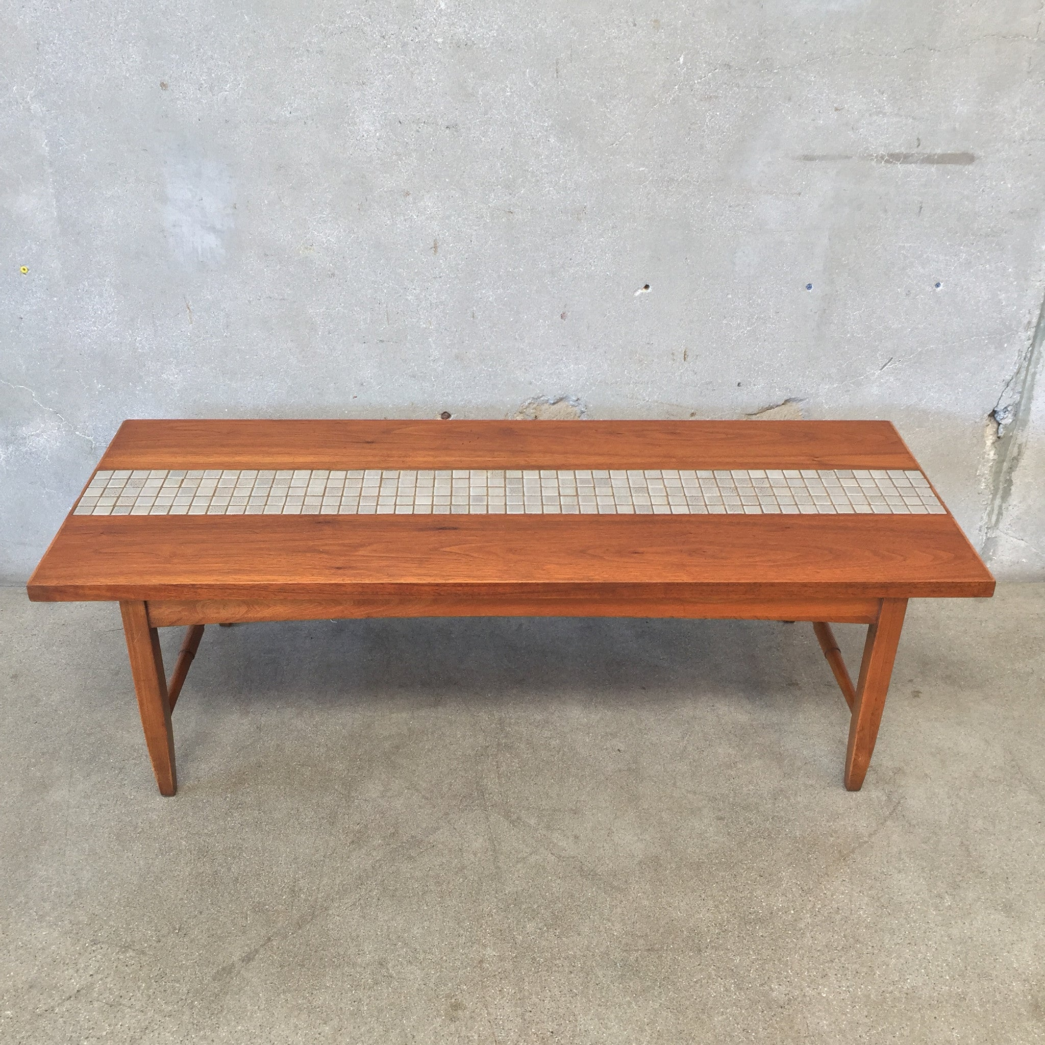 Lane Mid Century Coffee Table Lane Mid Century Modern Walnut