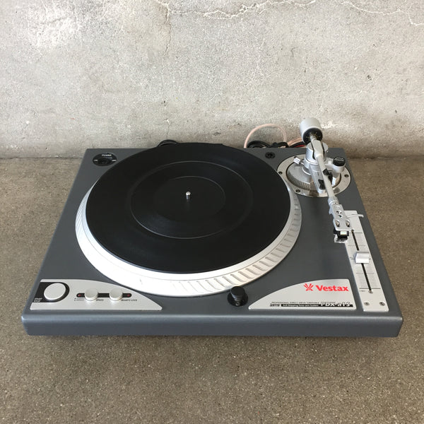 Vestax Direct Drive DJ Turntable