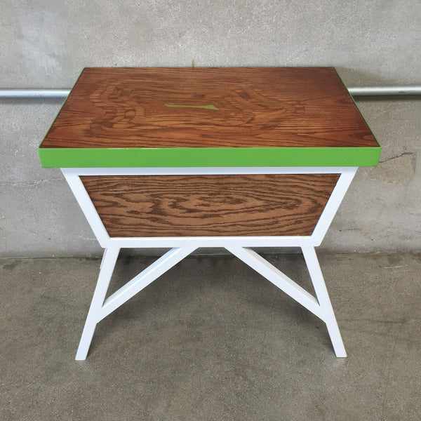 """Night Stands in Zion""  End Table/Nightstand"
