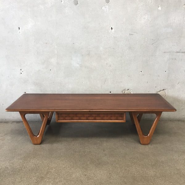 Mid Century Coffee Table by Lane Perception
