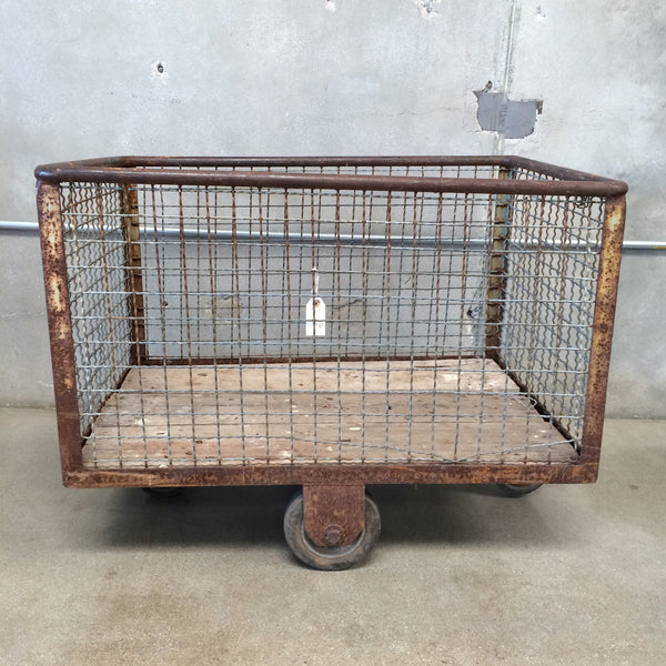 German Industrial Cart