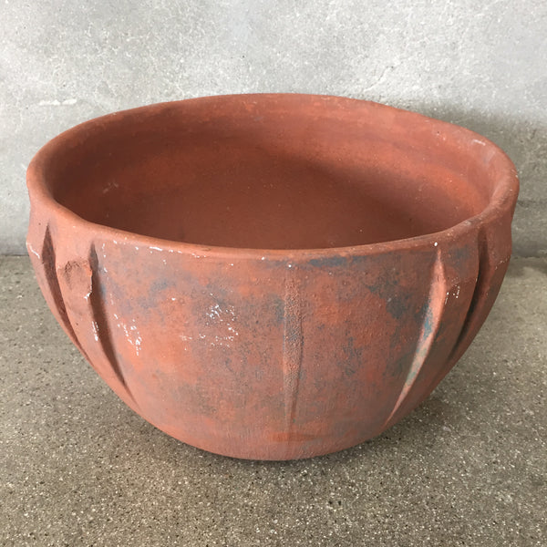 Vintage Bauer Indian Pot