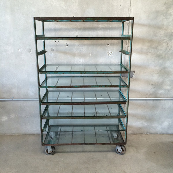Industrial Rack on Casters