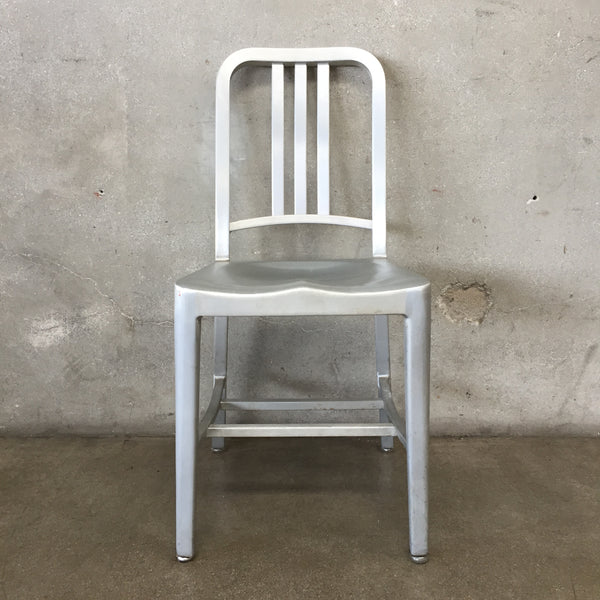 Emeco Navy Aluminum Chair