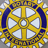 Rotary International Porcelain Sign