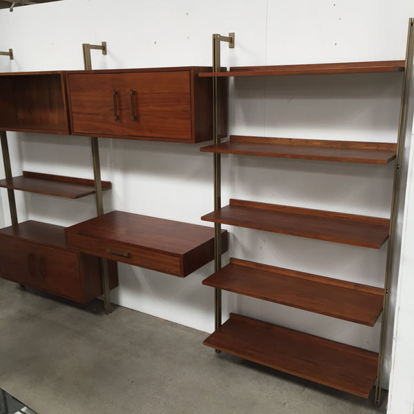 West Elm Linden Wall Unit