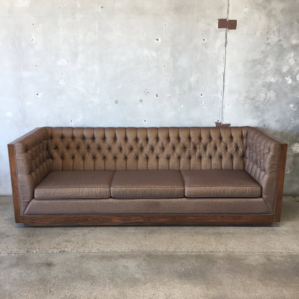 Modern Tufted Sofa by Delta Furniture