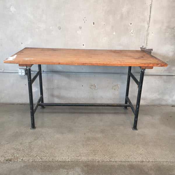 Industrial Fabric Cutting Table