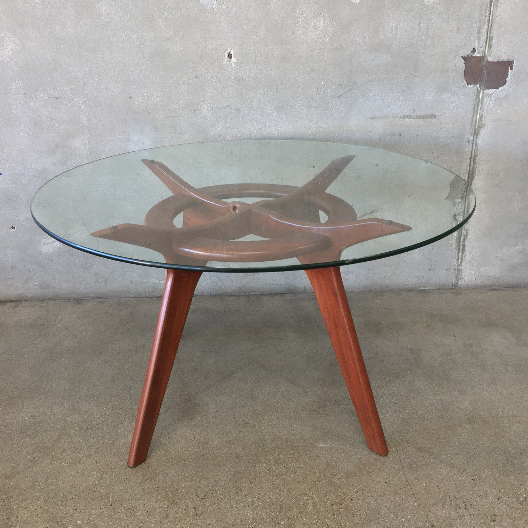 Mid Century pass Dining Table by Adrian Pearsall – UrbanAmericana