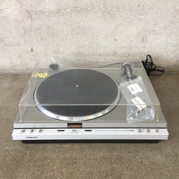 1980's Onkyo 1020 Direct Drive Turntable