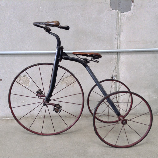 Tricycle 1890's Original and Complete