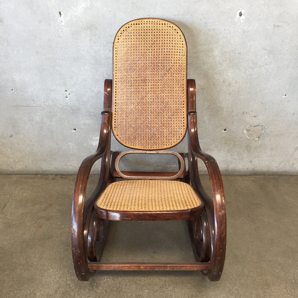 1970's Rocking Chair