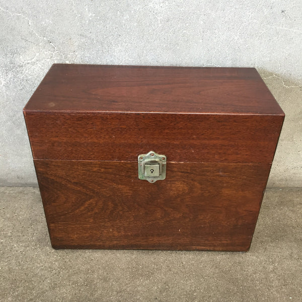1940's Corbin Wood Locker