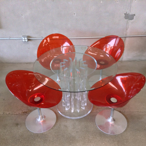 Mid Century Lucite Table