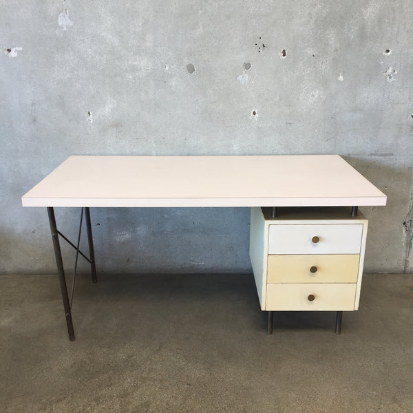 Large Desk in the Style of Vista of California