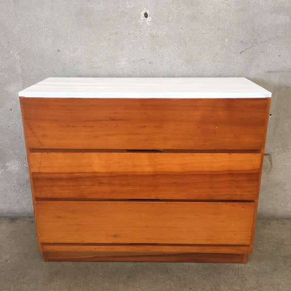 Mid Century Small Chest of Drawers