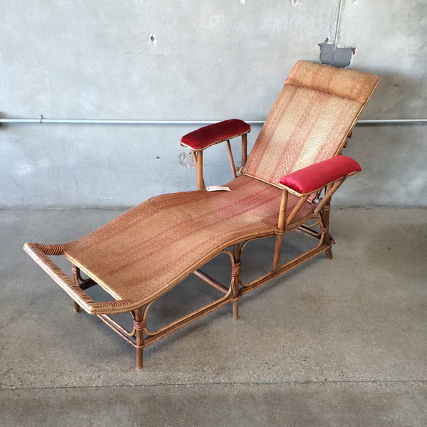 French Lounge Chair