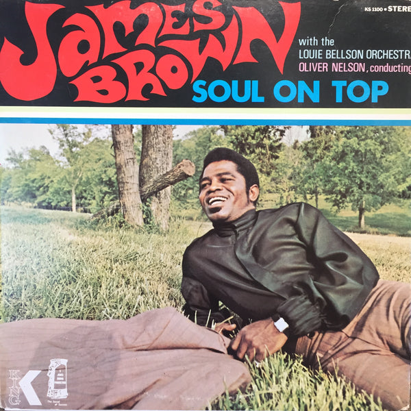 James Brown - Soul On Top