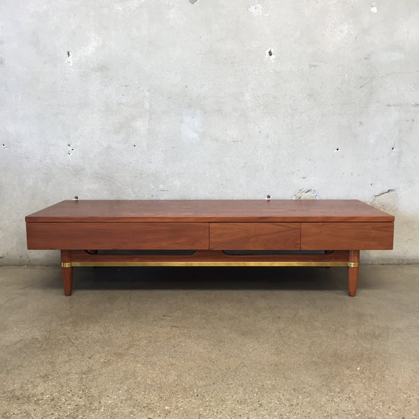 Mid Century Modern Coffee Table by Mertun Gershun