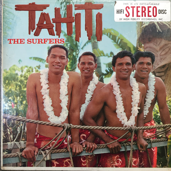The Surfers - Tahiti