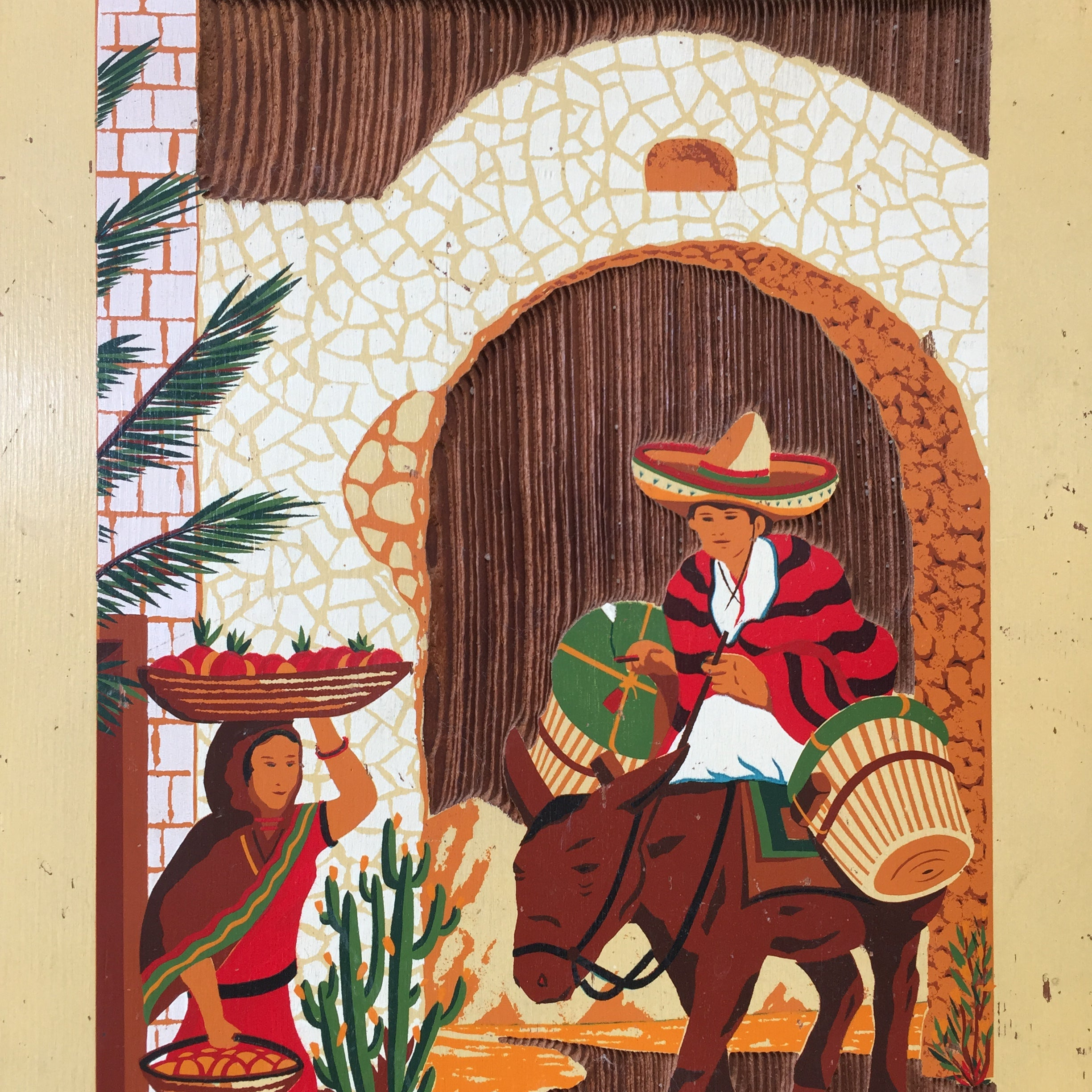 ... Mexican Wall Art By Hazel Parker ...