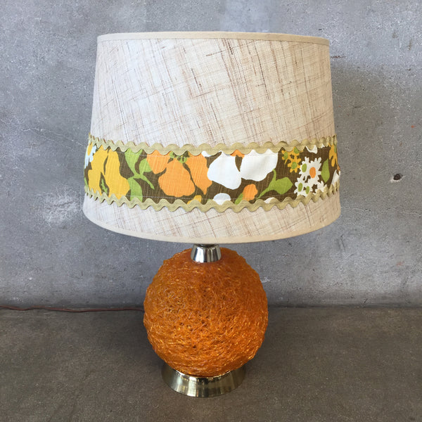 Mid century Spaghetti Lamp from 1968 Exhibit