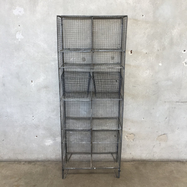 Industrial Wire Storage