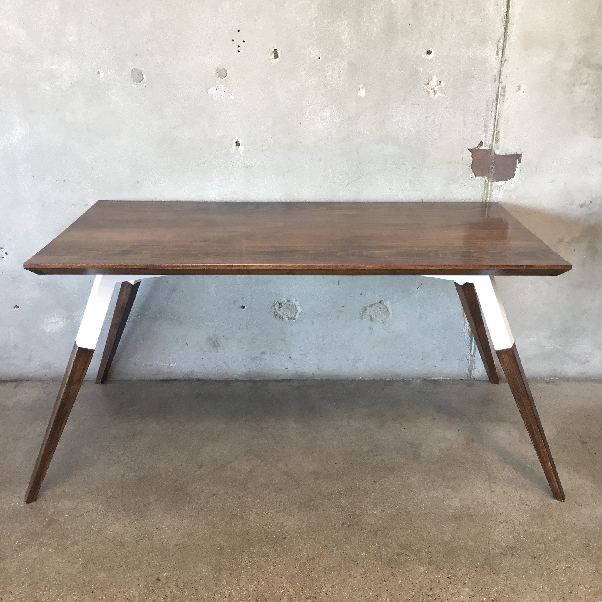 Mid century dining table - Mid Century Dining Table