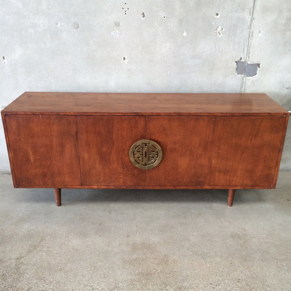 Long Asian Credenza