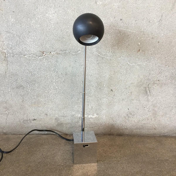 Lytegem Lightolier Telescopic Eyeball Task Lamp Designed by Michael Lax