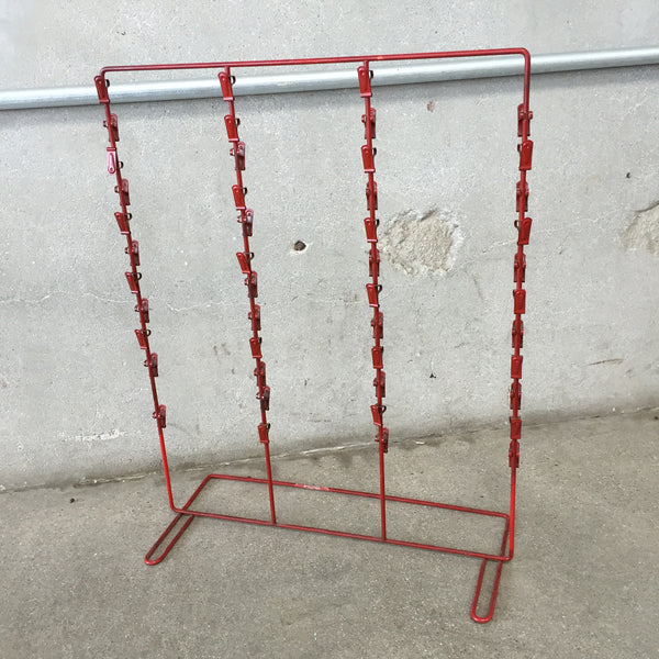 Vintage Wire Potato Chip Rack