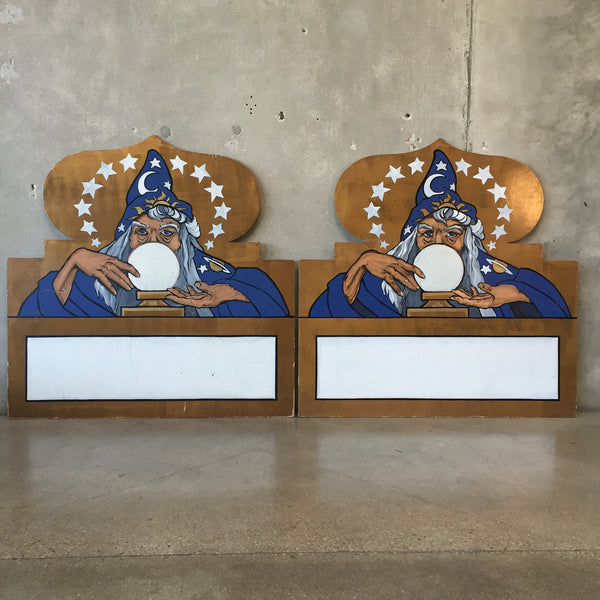 Pair of Wizard Boards